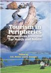 Cover for Organizing tourism development in peripheral areas: the case of the Subarctic Project in Northern Sweden.