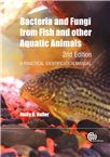 Cover for Bacteria and fungi from fish and other aquatic animals: A practical identification manual.