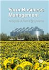 Cover for Farm business management: analysis of farming systems.