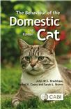 Cover for Undesired behaviour in the domestic cat.