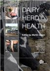 Cover for Concepts in dairy herd health.