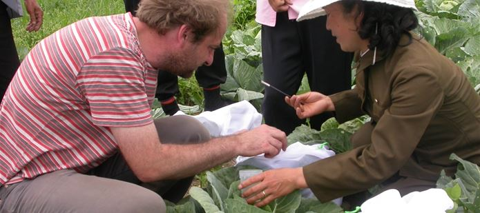 Integrated crop management