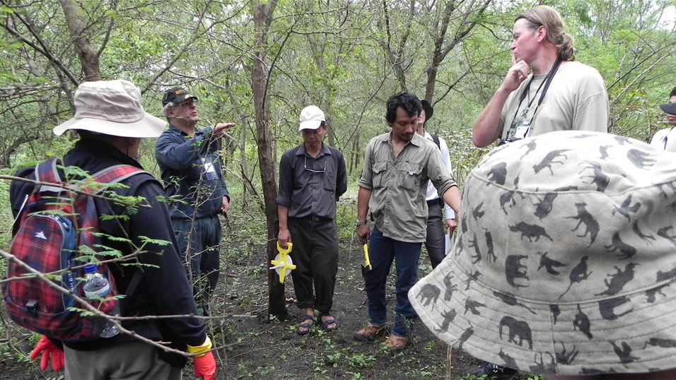 Removing Barriers Invasives SE ASIA project