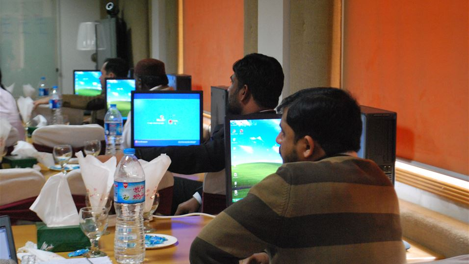 "SPS Review Training 6 (January 9-10, 2015), ""SPS Review Training on Module 7 facilitated by CABI at Rawalpindi"""