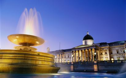Trafalgar Square, London, England