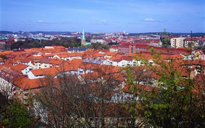 View of Gothenburg