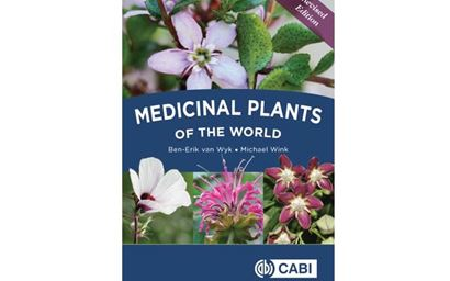 medicinal plants of the world book