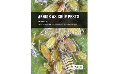 cabi book. aphids as crop pests