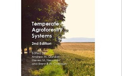 Temperate Agroforestry Systems, 2nd Edition, Gordon, Newman, Coleman