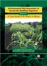 Environmental Risk Assessment of Genetically Modified Organisms, Volume 1