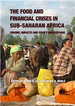 Food and Financial Crises in Sub-Saharan Africa