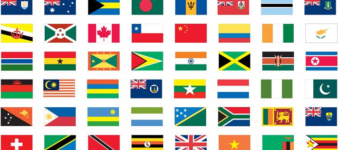 Flags of our member countries