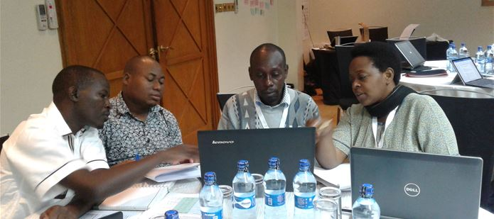 Hub and CABI partner to train stakeholders on plant health risk assessment