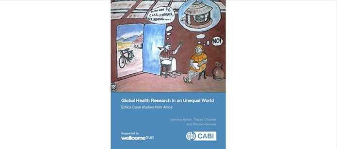 CABI tackles global health with its first open access book