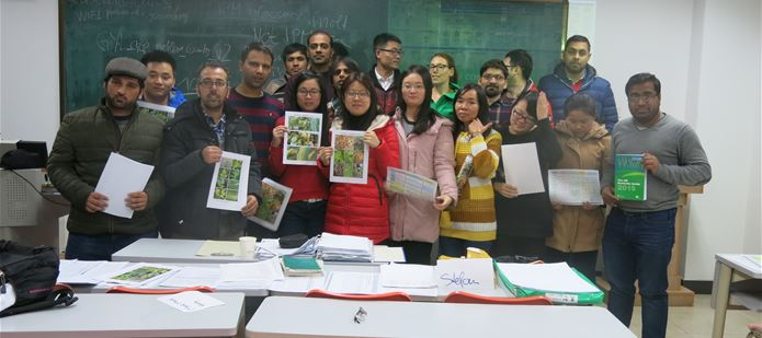 CABI organizes five-day Integrated Pest Management course in Beijing