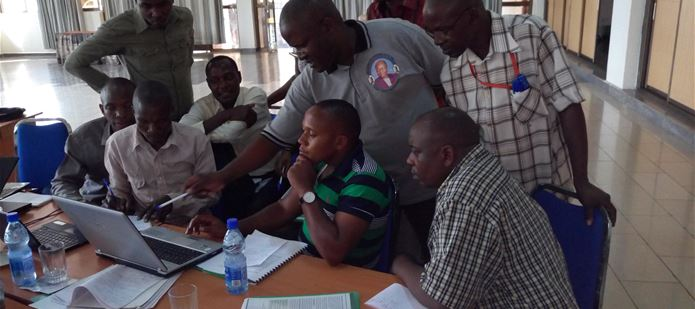 OFRA project trains more extension workers in Fertilizer Optimization