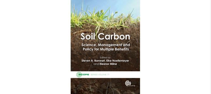 On World Soil Day CABI publishes new book, Soil Carbon