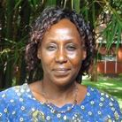 Staff image of Margaret Mulaa