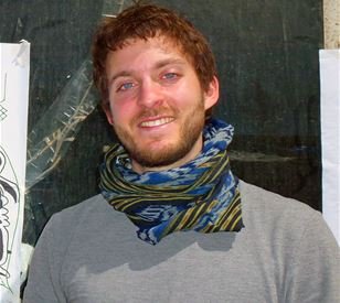 Staff image of Julien Godwin