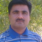 Staff image of Rauf Ahmad Khan  Laghari
