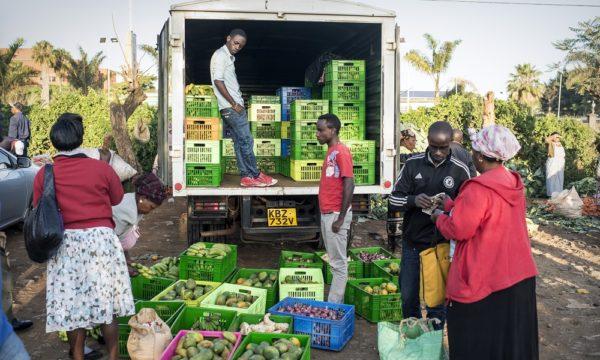 Nairobi market