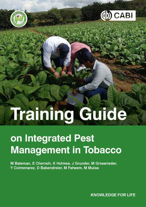 Training Guide on Integrated Pest Management in Tobacco