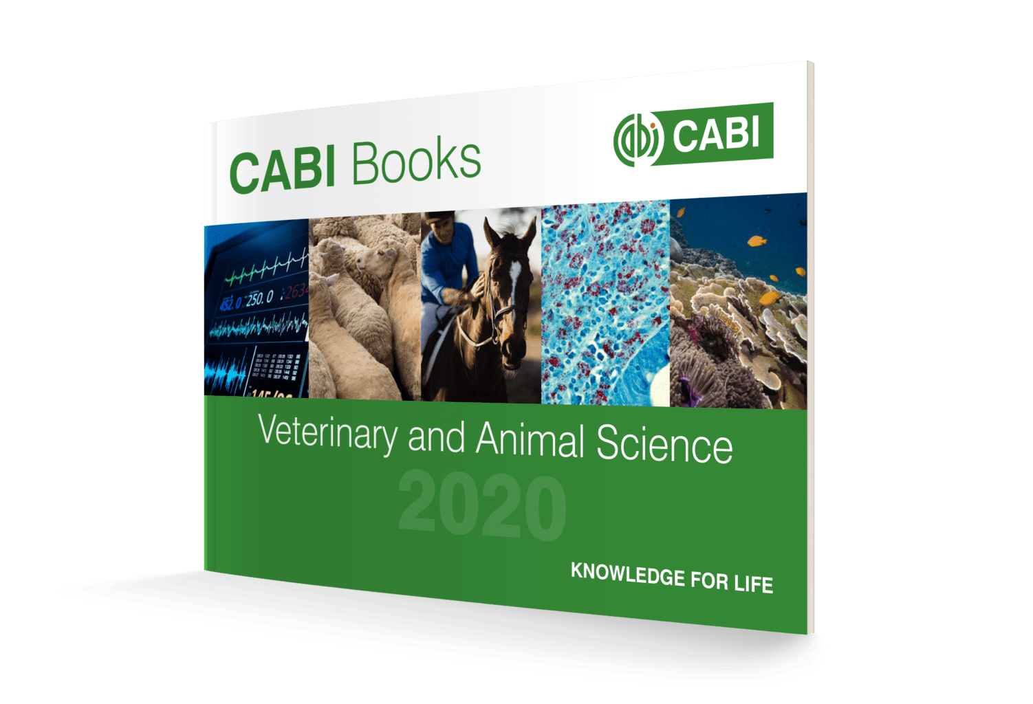 Animal and Vet Science 2020 catalogue cover