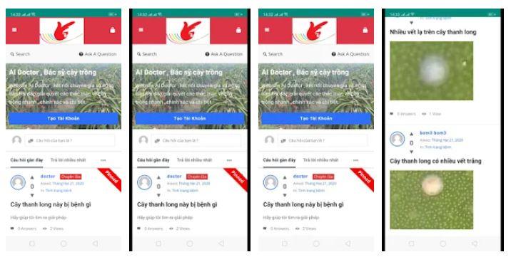 AI plant doctor app