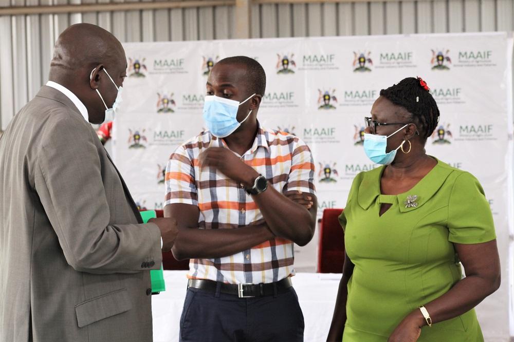Uganda BioProtection Portal