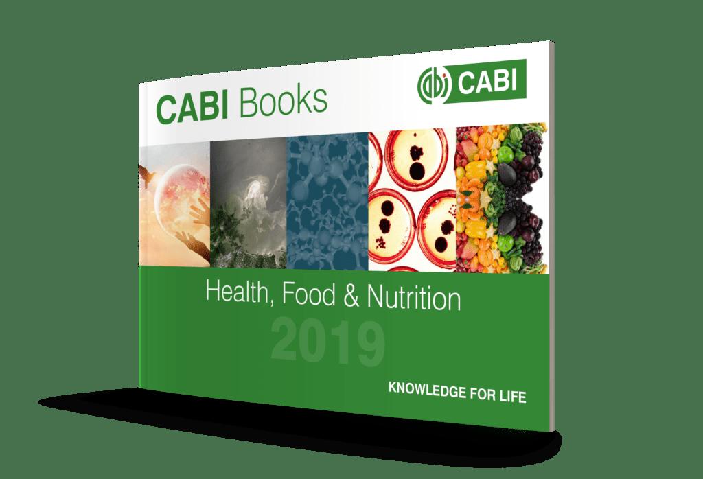 Health Food & Nutrition brochure 2019