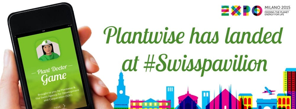 Plantwise at Milan Expo