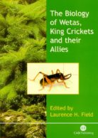 Biology of Wetas, King Crickets and their Allies