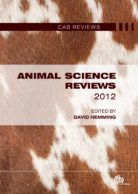 Animal Science Reviews 2012