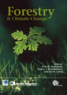 Forestry and Climate Change
