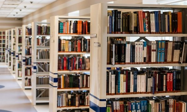 library-488690_1280 Pixabay