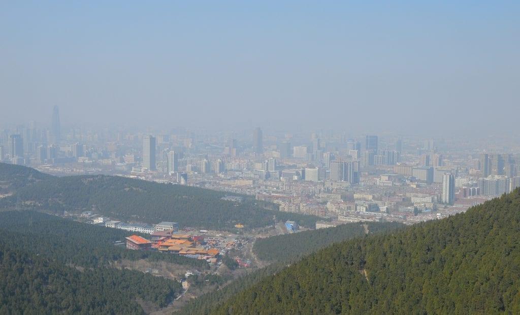 Urban smog